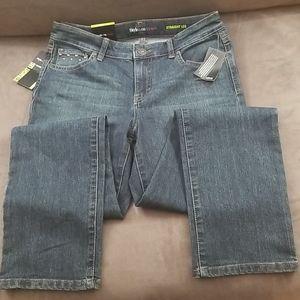 Straigh Leg Jean's 8P